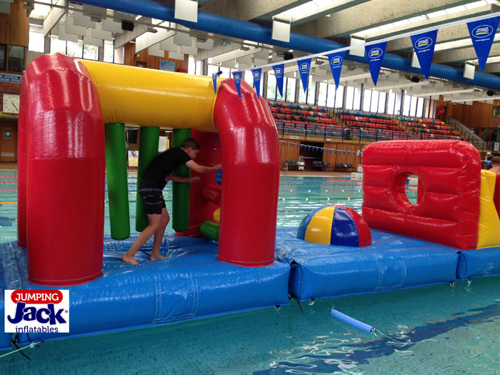 Aquatic Inflatables - Jumping Jacks Inflatables
